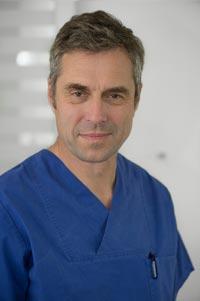 Anästhesist Dr. Baur