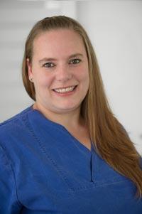 Zahnmedizinische Fachangestellte Tanja Schöppe