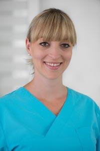 Zahnärztin Sandra Keber